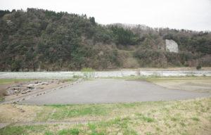 すしべん前の桜駐車場