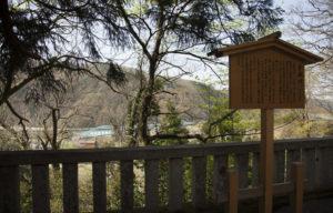白山比咩神社からの手取川