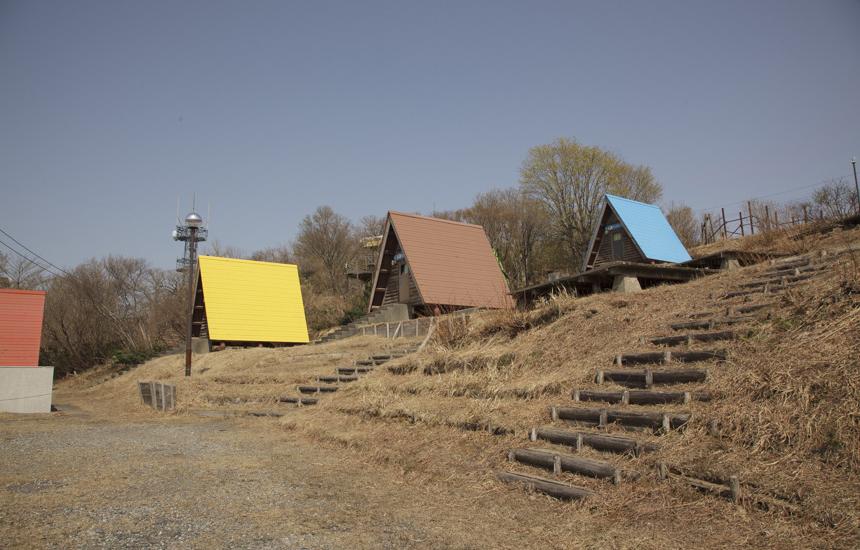 獅子吼キャンプサイト