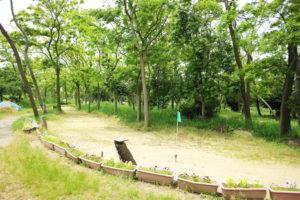 白山グラウンドゴルフ場