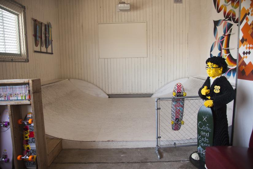 タマリバかんすけのスケートランプ