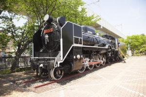 蒸気機関車全体