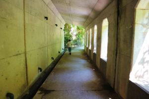 姥ケ滝 遊歩道