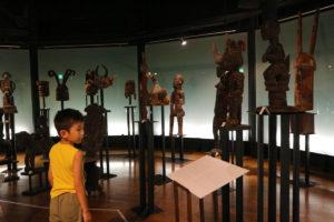 高光一也収集アフリカアートコレクション