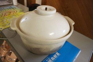 やっちゃんの土鍋