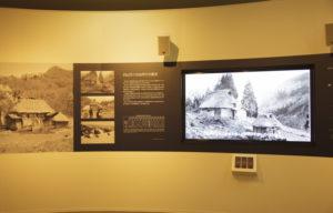 民俗資料館展示室1